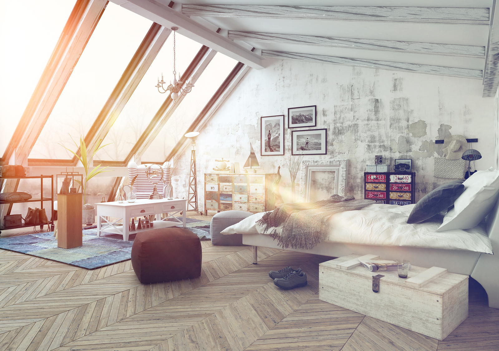Cost Of Converting Attic To Bedroom The Real Price A Loft